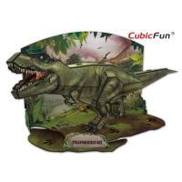T-Rex - Colectia de puzzle 3D Age of Dinos - 36 de piese