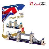 Tower Bridge Londra Anglia - Puzzle 3D - 120 de piese