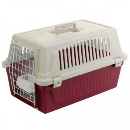 Cusca de transport pentru caini si pisici Atlas 10
