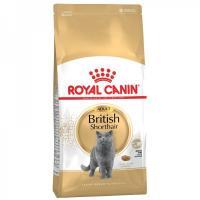 Hrana uscata pentru pisici Royal Canin British Shorthair Adult 400 gr