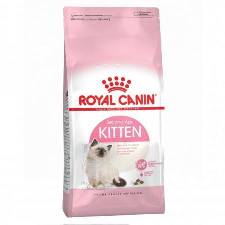Hrana uscata pentru pisici Royal Canin Kitten 10 kg