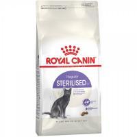 Hrana uscata pentru pisici Royal Canin Steriled 10 kg