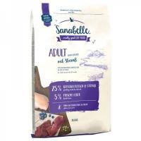 Hrana uscata pentru pisici Sanabelle Adult cu strut 10 kg