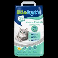 Nisip pentru litiera Biokat,s Fresh 5 kg