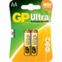Baterie AA (R6) ultraalcalina 2 buc/blister GP, pret per buc