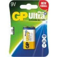 Baterie alcalina 9V 1 buc/blister UltraPlus 0420, pret per buc