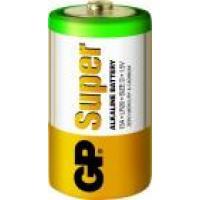 Baterie alcalina R20 (D) infoliat Super, pret per buc