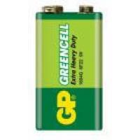 Baterie zinc 9V 1 buc/blister Greencell  2212, pret per buc