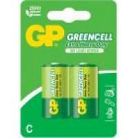 Baterie zinc R14 (C) 2 buc/blister Greencell, pret per buc