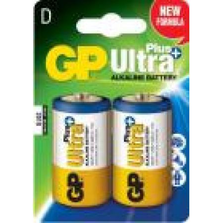 Baterie ultraalcalina R20 2 buc/blister UltraPLus, pret per buc