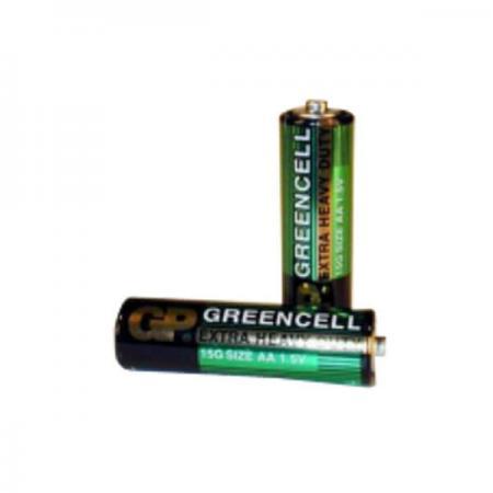 Baterie zinc carbon R6 (AA) infoliat Greencell, pret per buc
