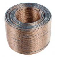 Cablu difuzor flexibil, transparent 2x 1.50mm Pret pe rola de 100 m